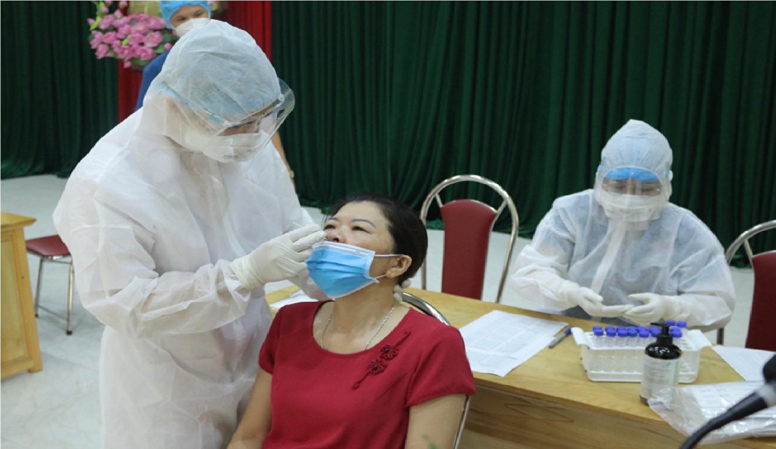 Miễn phí thực hiện 200 mẫu xét nghiệm SARS-CoV-2