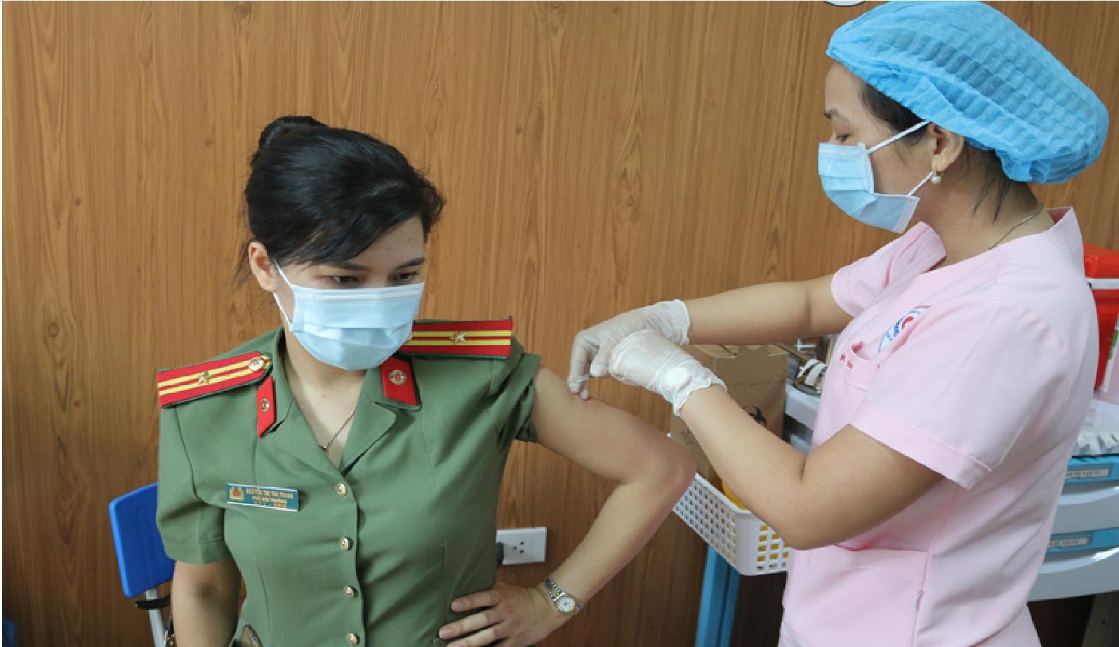 Triển khai chiến dịch tiêm vắc xin phòng Covid-19 đợt 2
