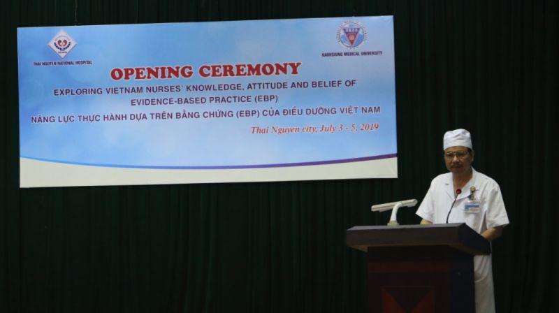 Tập huấn năng lực thực hành dựa trên bằng chứng (EBP) của Điều dưỡng Việt Nam