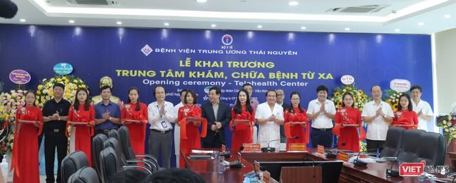 Thái Nguyên kết nối khám, chữa bệnh từ xa với 13 tỉnh thành phía Bắc