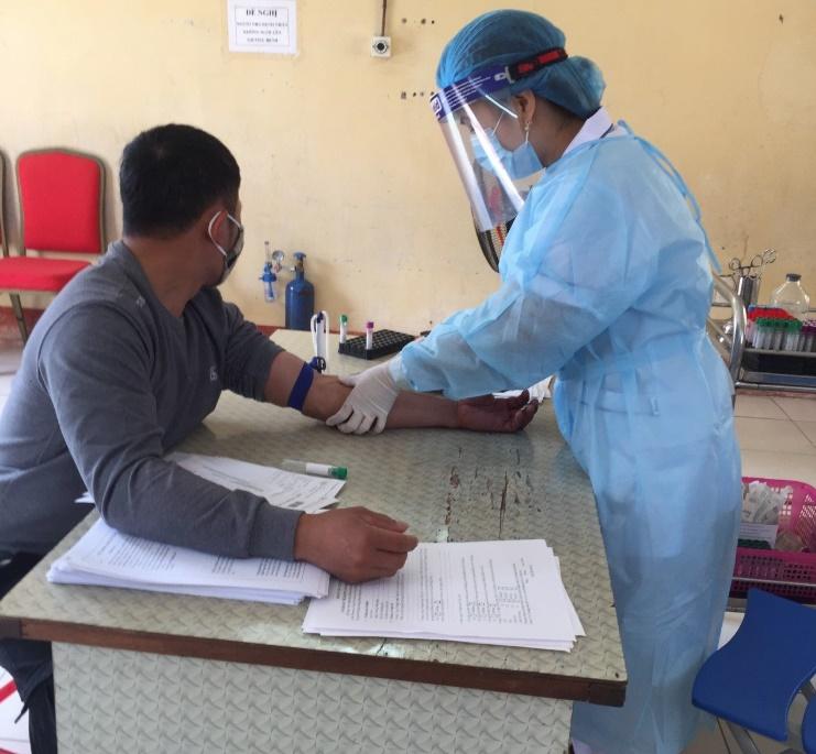 Bệnh viện Trung ương Thái Nguyên: Tiên phong đi đầu trong phòng chống Covid-19